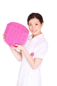 日本美腸協会オリジナルの美腸クッション